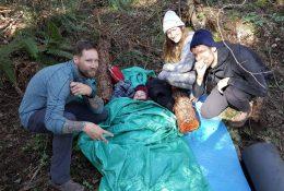 The Yervana Crew At Wilderness First Aid Training