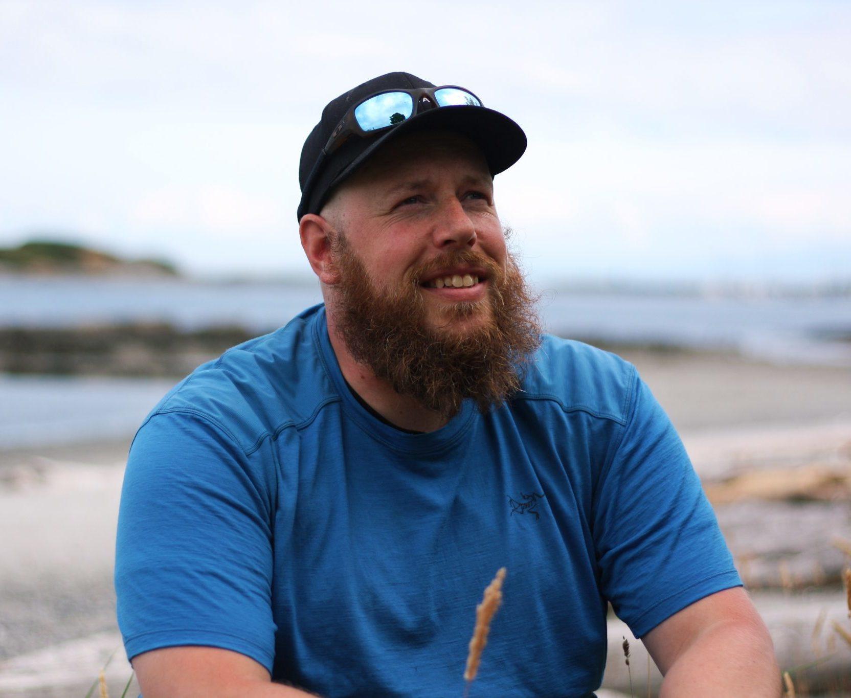 Sea Kayak Guide, Aaron Miller