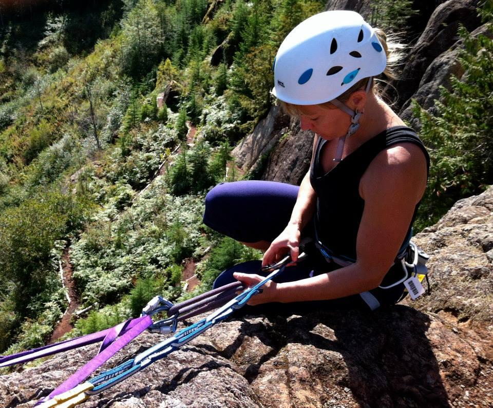 Rock Climbing In Victoria BC