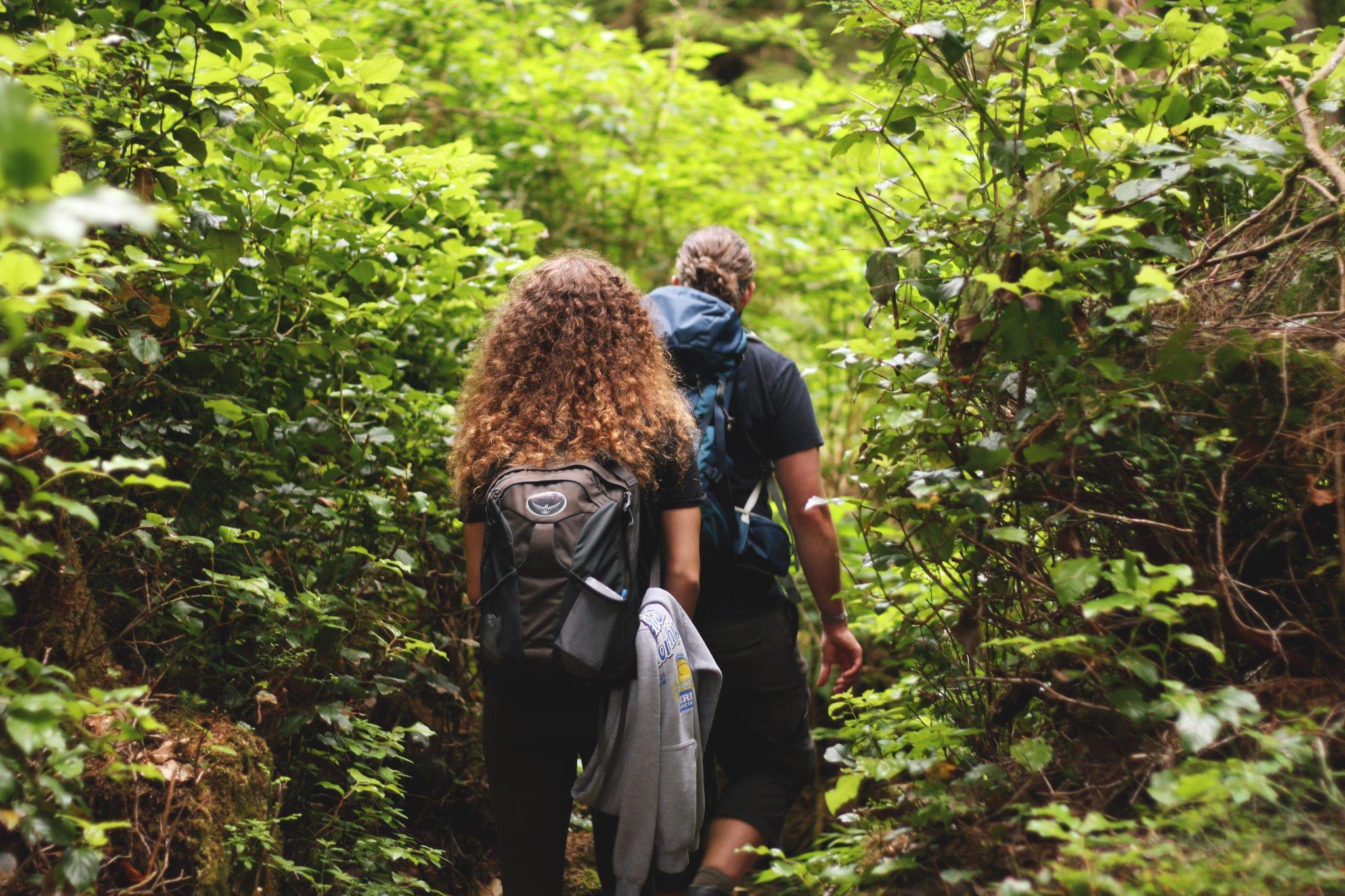 Hiking In Sooke, BC