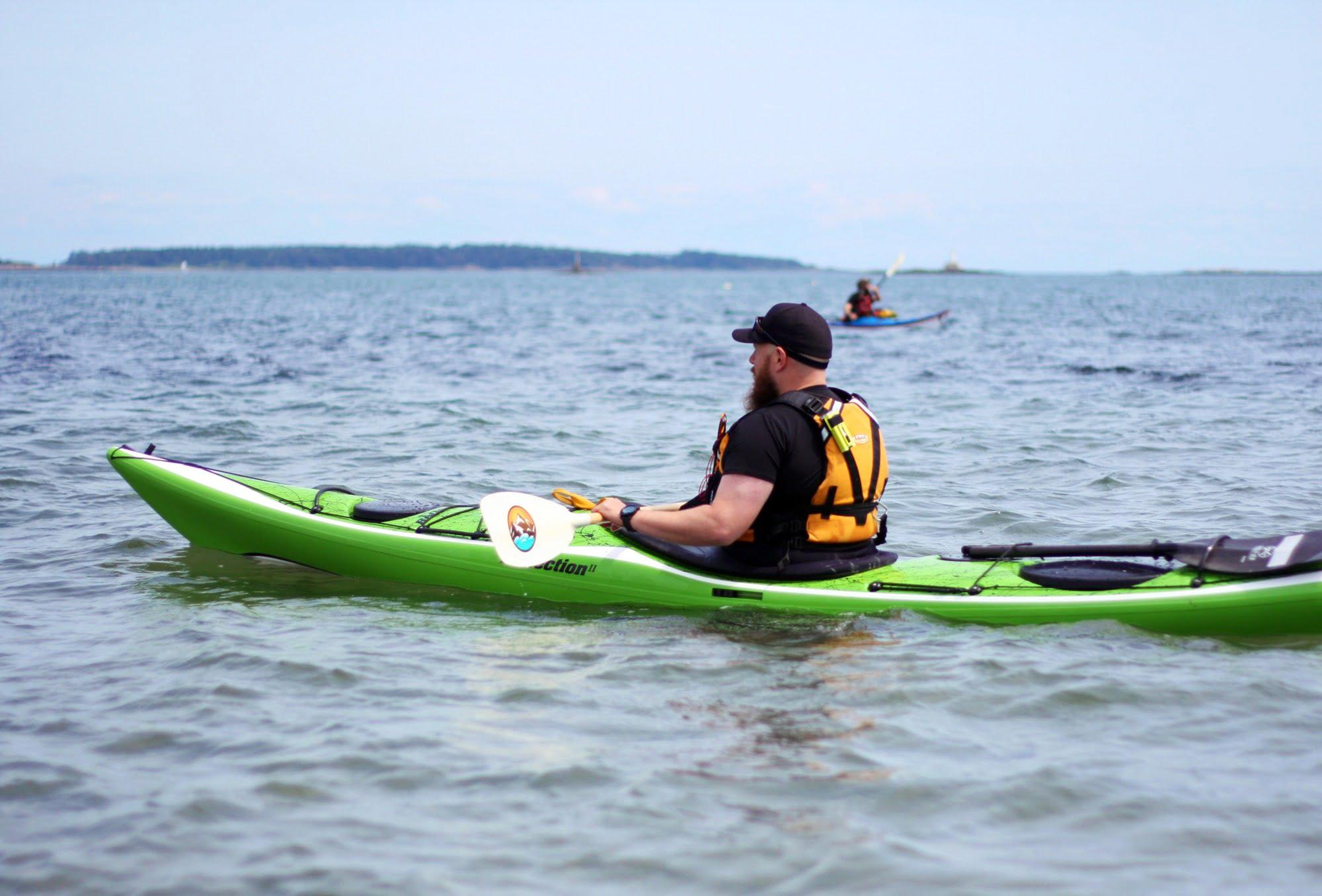 Sea Kayaking Victoria, BC