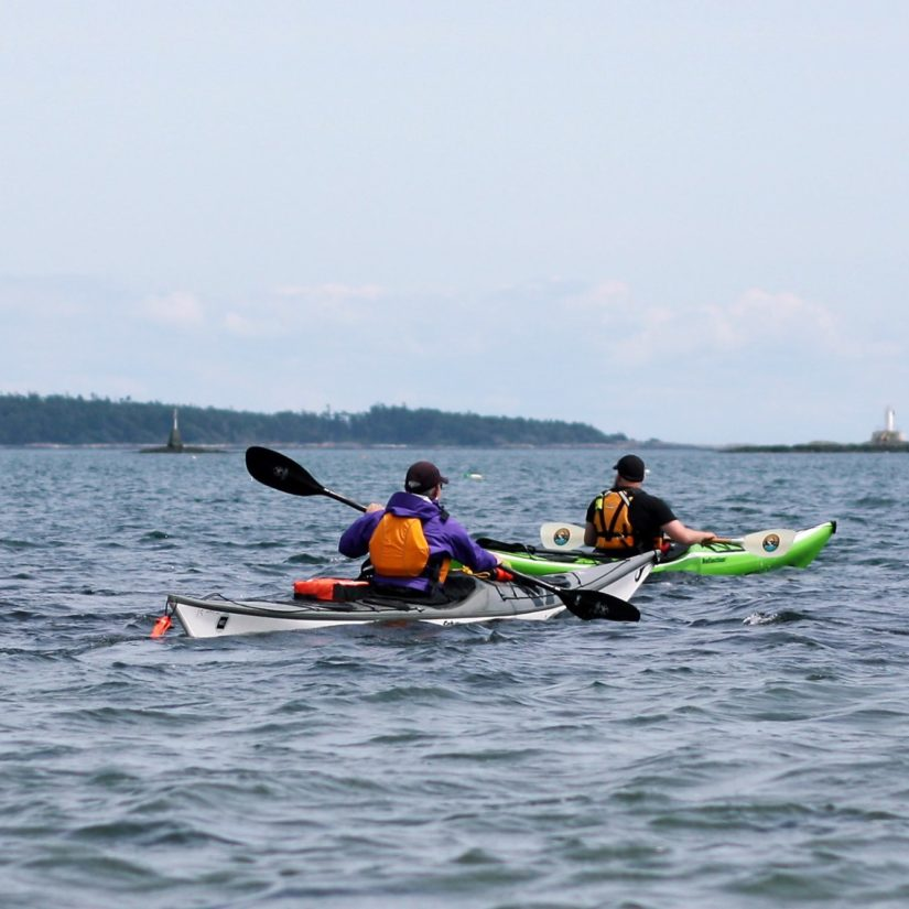 A Guide To Sea Kayaking On Vancouver Island