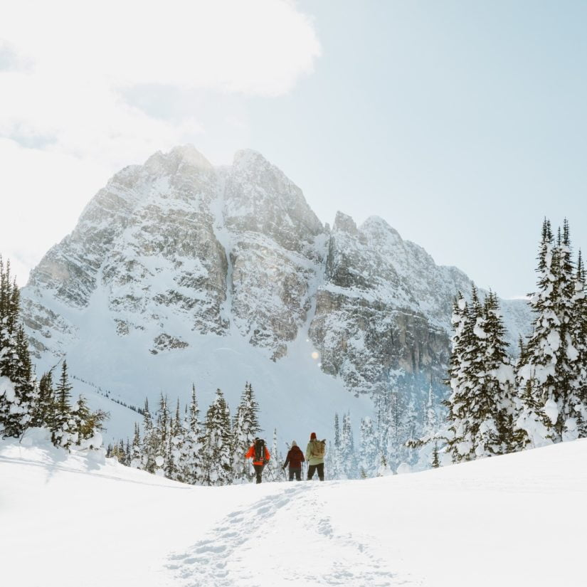 How To Spend Winter In Banff + Lake Louise