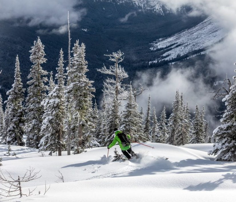 Western Canada's Best Backcountry Skiing Destinations