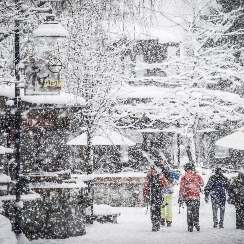 Must-Do Winter Adventures: Whistler
