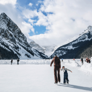 Top Reasons To Visit The Rockies In Winter: Skating