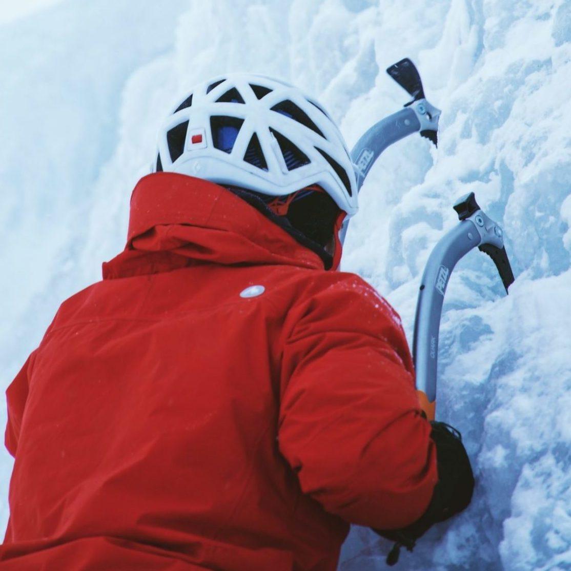 Man Climbing : Top Reasons To Visit The Rockies