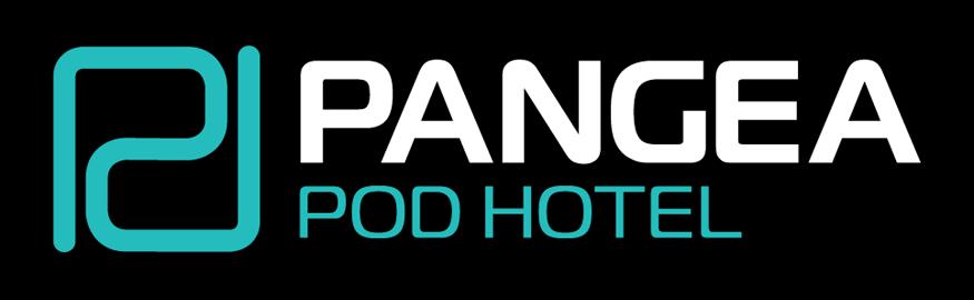 Pangea Pod hotel logo